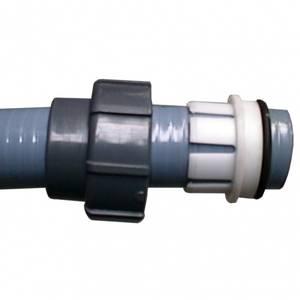 Bilde av FLEXIFIT KOBLING 63MM SPIGOT FOR OVERGANG PVC SLANGE/PVC